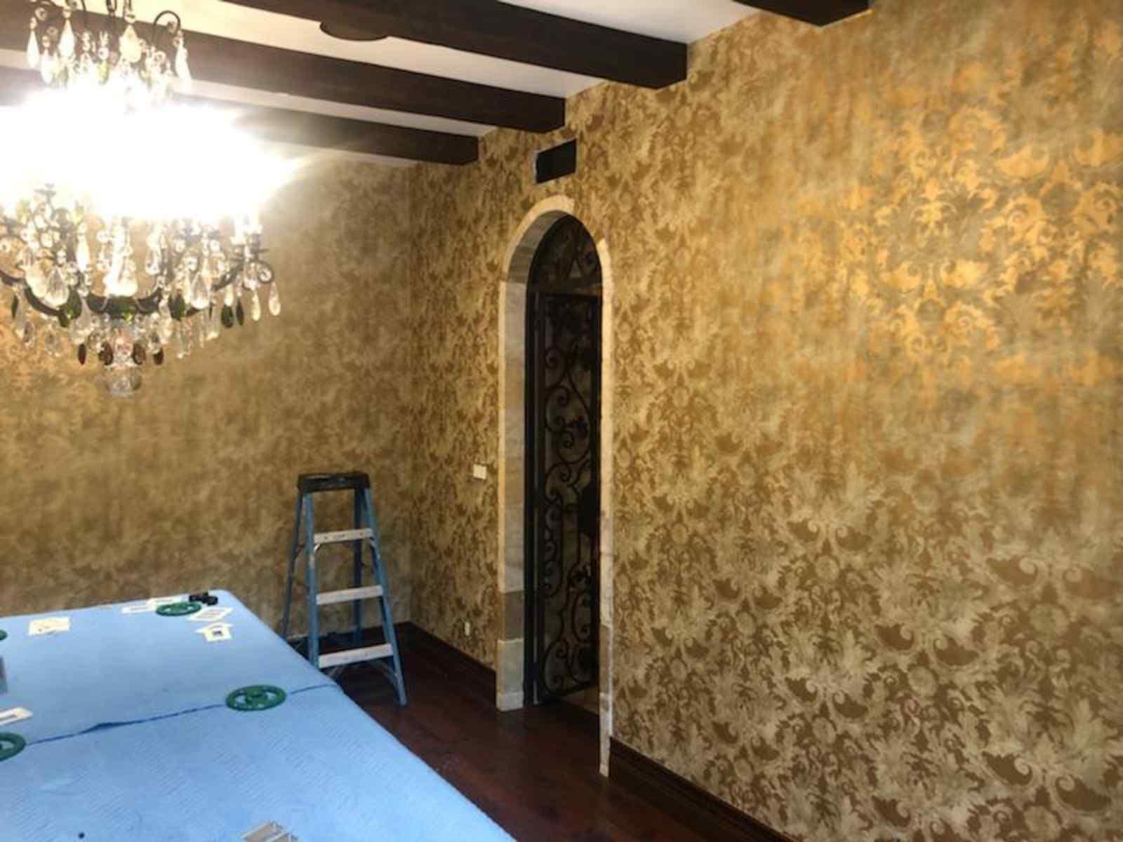 Home Wallpaper Installation