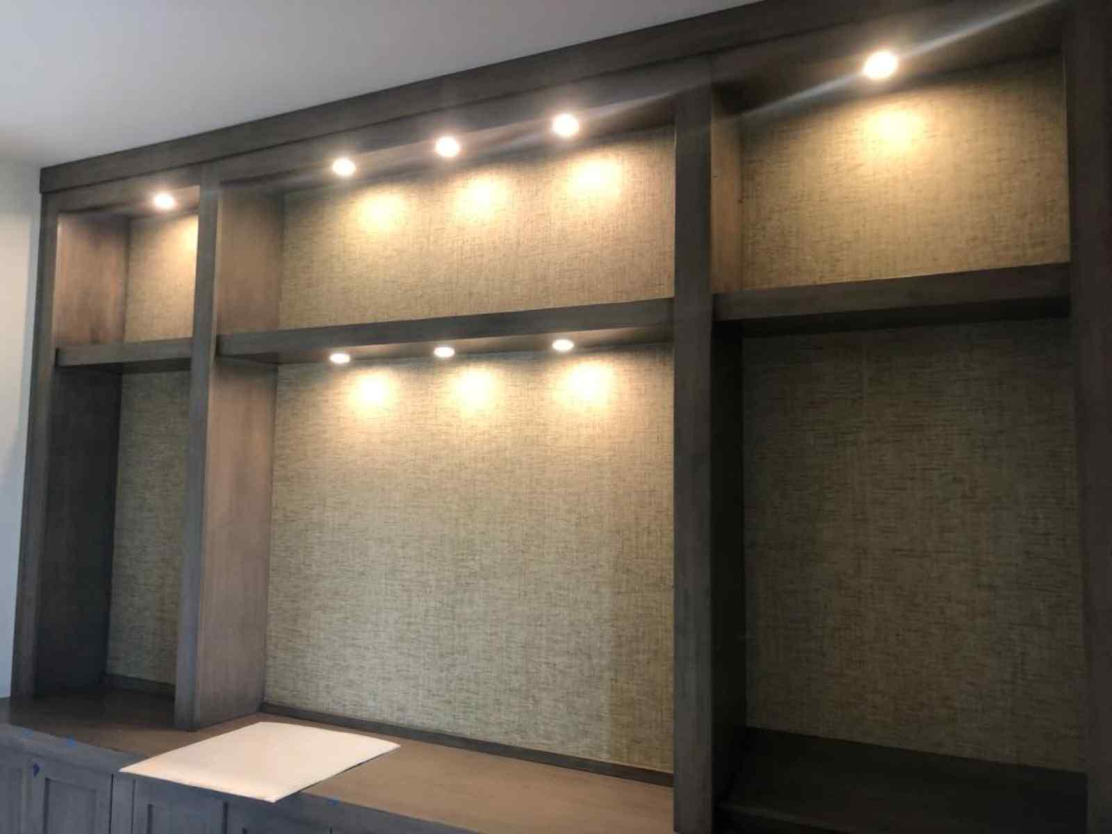 Model Home Wallcovering & Installation