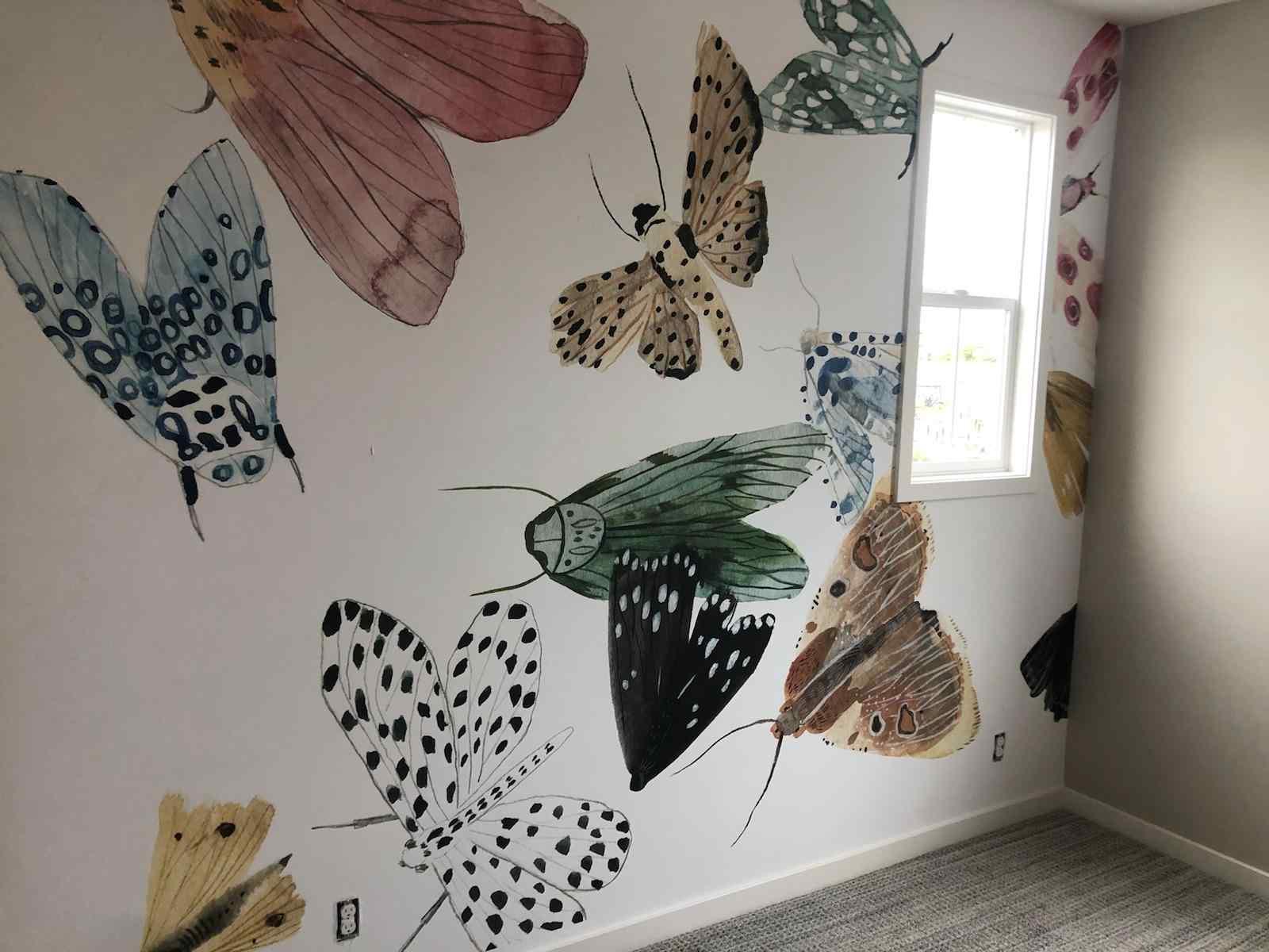 Residential Wallcovering & Installation