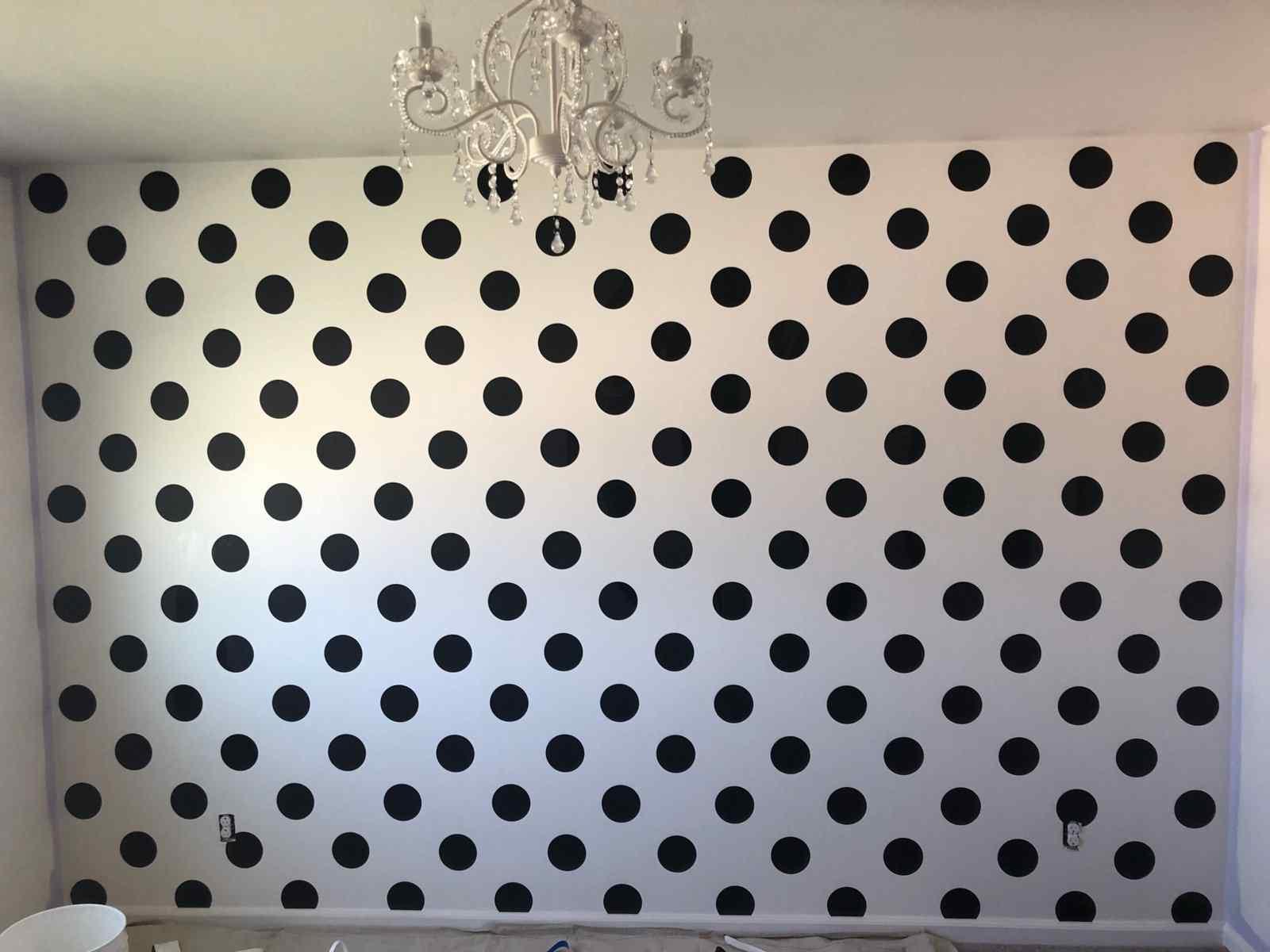 Model Home Wallcovering
